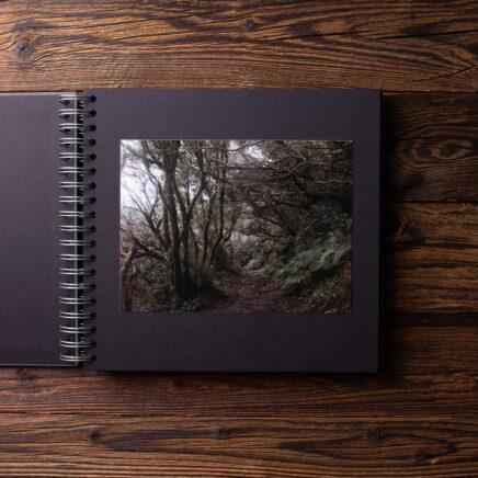 Album na zdjęcia MEDIUM BLACK40 grafit moments
