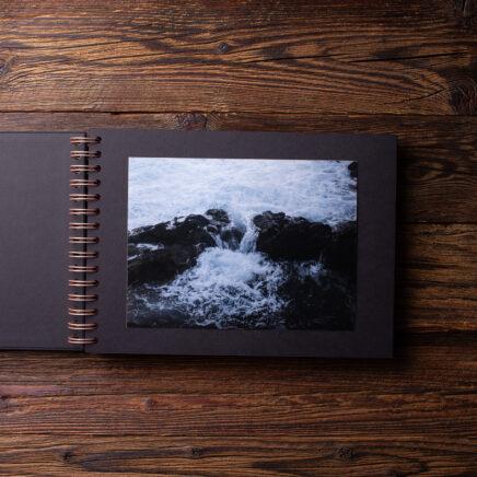 Album na zdjęcia SMALL BLACK30 czerń miłość
