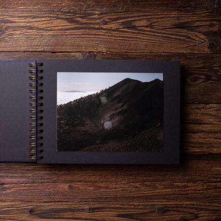 Album na zdjęcia SMALL BLACK30 granat moments