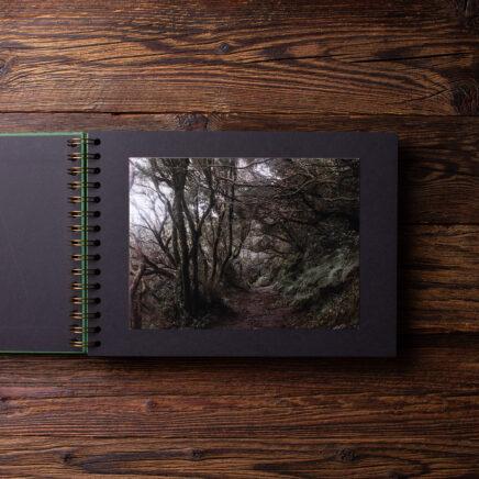Album na zdjęcia SMALL BLACK30 zieleń moments